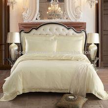 100% tejido de algodón egipcio 500 hoja de hilos conjuntos 4 pieza