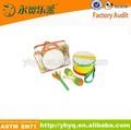 china fabricação de instrumentos musicais conjunto de percussão para as crianças