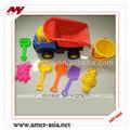 Más de 500 tipos de arena beach juguetes de la serie, playa grande del coche juguetes,coche de juguete para las niñas