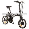 Pulgadas 16 caliente venta de mini bici eléctrica precio( elbk- 5)