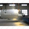 Y 5000l 1.6 mpa vertical de nitrógeno líquido/oxígeno/argón criogénico recipiente de presión