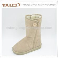 Botas de moda, damas botas, botas para la nieve, botas calientes