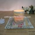 frascos da vela artesanal por atacado vermelho de mercúrio preço