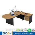 ce de melamina de alta calidad de muebles de oficina escritorio