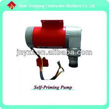 Diesel refuel pump