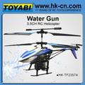 Ch 3.5 pistola de agua volitation rc helicóptero