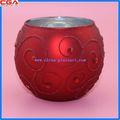 la fábrica de guangdong producir figura de elefante titular de la vela de vendedor caliente diseño popular