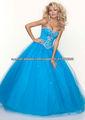2013 cariño apliques de cuentas vestido de fiesta a medida turquesa vestidos de fiesta CWFXp23