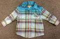 camisa teñida niños empate