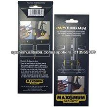cilindro MAX6MUM SEGURIDAD Calibre Cilindro