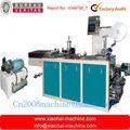 Máquina para fabricar tapas plásticas de vasos