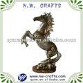 figuras de caballos resina estatuas decoración