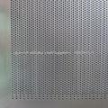 redondo de acero galvanizado de la perforación del agujero de metal