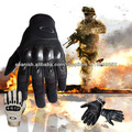 Ventiladores militares guantes tácticos, guantes de la policía militar Guantes de tiro Guantes tácticos militares al aire libre