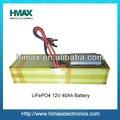 LiFePo4 12v 30ah bateria para auto