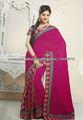 vestidos de noiva sari indiano indiano atraente tecido de sari de noiva