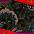 Moda 100% algodón 40s paisley popelina Cambric Impreso china made Tela