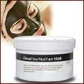 Cuidado facial chinês pofessional hidratante& alisamento natural lama negra máscara facial