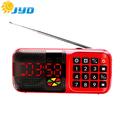 A19 Aduio Portable FM numérique haut-parleurs avec radio-réveil