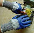 PADguantes seguridades de trabajo corta 5,13G 3/4 nitrilo,de Italia