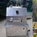 usina de cana, máquina do moinho de cana