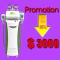 Guau !!! Promoción de ventas para Cryolipolysis !!! criolipólisis máquina de salón de belleza
