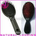 Aceite Paypal escova de cabelo por atacado para extensões