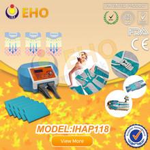 IHAP118 botas de presoterapia masajes linfáticos de drenaje de la máquina