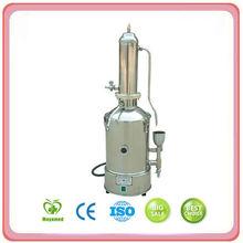 5-20l/h montado en la pared de destilación de agua esterilizador eléctrico