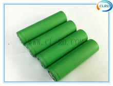 energía de la batería original us18650v3 2250 10a mah de descarga de batería de litio recargable