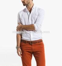 2014 camisa y pantalón de combinaciones de colores