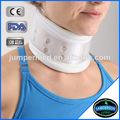 rigidez en el cuello collar cervical