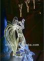 2013 exterior figura do anjo de luz tema cenas de luz festival decorações