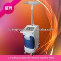 nd yag 1064nm largo pulso de láser de las mujeres y los hombres la depilación de la máquina para la venta p003