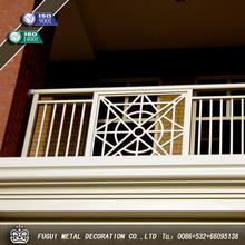 El diseño moderno para balcón barandilla/balcón de hierro forjado barandilla de diseños