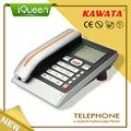 Novo telefone gravador de voz / gravação de voz aparelho telefônico