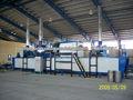 Pinte linha de secagem para a linha de produção barril ou máquina de fabricação de tambor de 200 litros