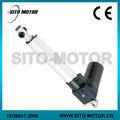 12v/24v/36v dc actuador eléctrico lineal detalles