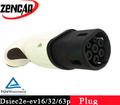 DSIEC2e-EV16P EV enchufe/ iec 62196-2 enchufe