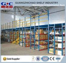 Almacenamiento de alta calidad de niveles múltiples en rack Mezzanine Floor