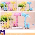 venta al por mayor venta caliente forma de jirafa baratos juguete de peluche personalizado