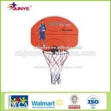 ning bo jun ye de plástico tablero de baloncesto y el aro