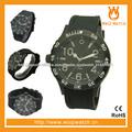 reloj de correa de silicona