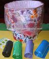 reciclar bolsas de basura