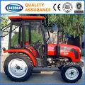 Bona tractor agrícola de ruedas 4wd 35hp tractor