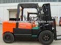 qingong marca mejor producto diesel montacargas de 5 toneladas con el ce para la venta