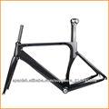 2013 Toray T700 fibra del carbón marco de la bicicleta de carretera conjunto de marcos Aero en venta