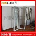 aluminio ventana abatible con mosquitera sola