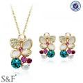 22k joyas de oro de dubai, accesorios de moda para 2014
