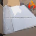 Panel de fibras de cerámica ligero refractario del aislamiento de calor para el horno, conducto de la caldera, guarnición de la